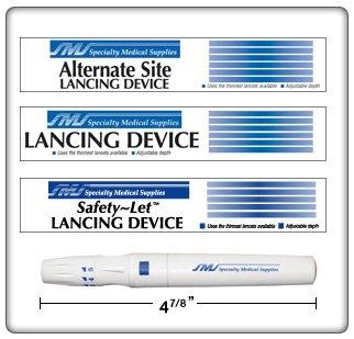 Home Diagnostics Gentle Draw Lancing Device Lancets Org